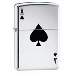 Zippo 24011 High Polish Chrome