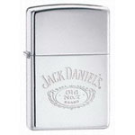 Zippo 250JD.321 High Polish Chrome